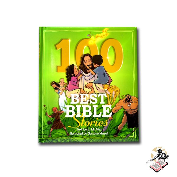 100 BEST BIBLE STORIES – 01