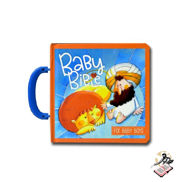 BABY BIBLE FOR BABY BOYS – 01