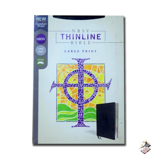 NRSV THINLINE BIBLE LARGE PRINT – 01
